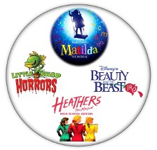 Heathers Wicked Horrors Little Shop Beauty Beast Matilda