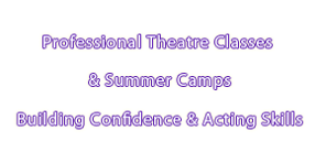 Header & Company Info - Theatre Camp in Denver Coloado