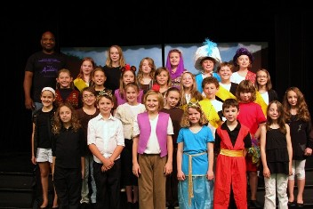 Summer Camp Children, Kid Theatre University, Denver, CO